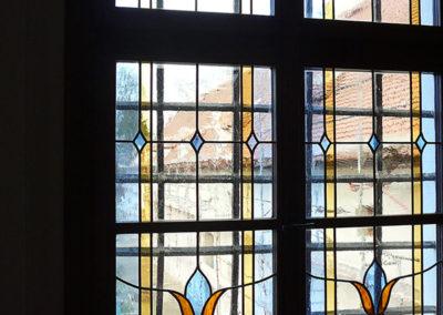 Bleiverglasung Fenster