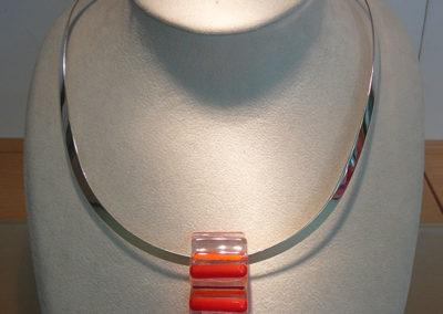 Glas Schmuck